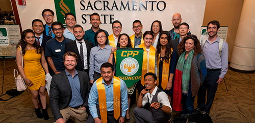 Cal Poly Pomona Student Delegates and Faculty/Staff Representatives